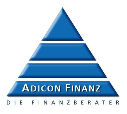 Logo der ADICON Finanz KG